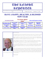 The Knight Reporter- 2003-01