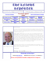 The Knight Reporter- 2003-02