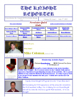 The Knight Reporter- 2003-07